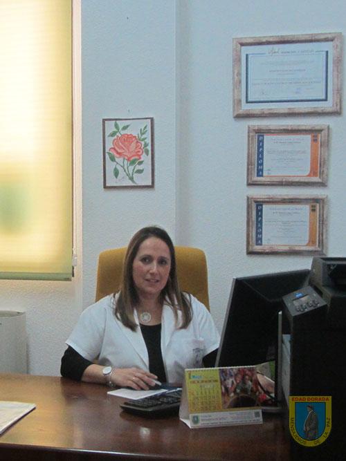 Residencia de Mayores Virgen de Alharilla - Edad Dorada Andalucía - Directora