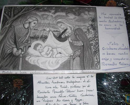 Residencia Virgen de Alharilla_Felicitacion Navidad 2013 1