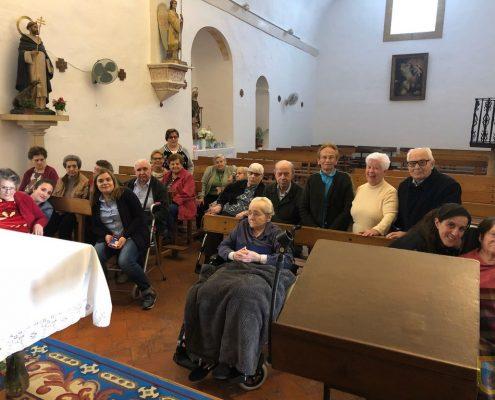 Residencia Virgen de Alharilla visita a San Benito 02